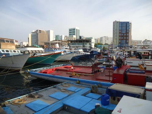 Uostas Malėje